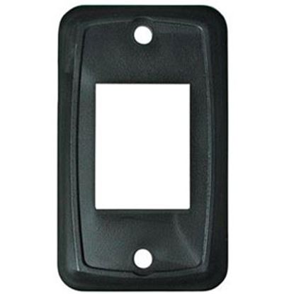 Picture of Diamond Group  1-Piece Black Switch Plate Cover DG615VP 19-5034