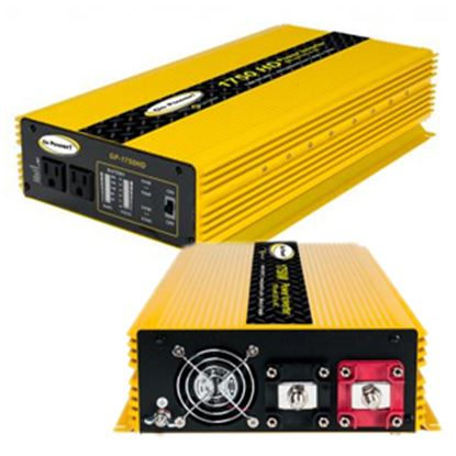 Picture of GoPower!  1500W Modified Sine Wave Inverter GP-1750HD 19-6638
