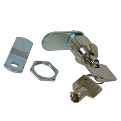"Picture of Camco  7/8"" Ace Key Storage Compartment Lock 44303 20-0477"