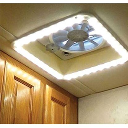 Picture of Heng's  Warm White Roof Vent LED Trim Light HG-LR-W-WW-AFT 23-4783