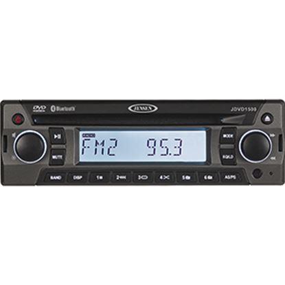 Picture of Jensen  AM/FM/CD/DVD LCD Display Radio w/Bluetooth JDVD1500 24-0239