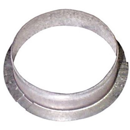"""Picture of Dometic  4"""" Aluminum Furnace Duct Collar For Atwood 31474 41-1495"""