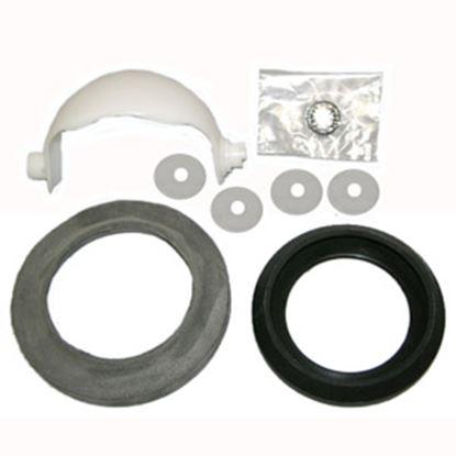 Picture of Thetford  White Toilet Waste Ball For Aqua-Magic 34117 44-0435