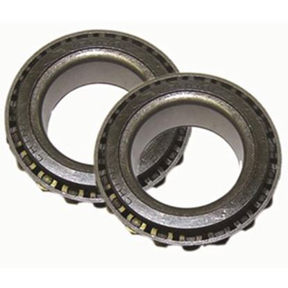 """Picture of AP Products  2-Pack Tapered Axle Bearing for 1"""" OD Axles 014-181628-2 46-0861"""