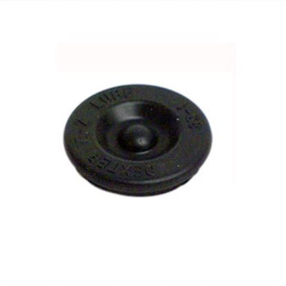 Picture of Dexter Axle  Rubber Trailer Wheel Bearing Dust Cap Plug 085-001-00 46-1865