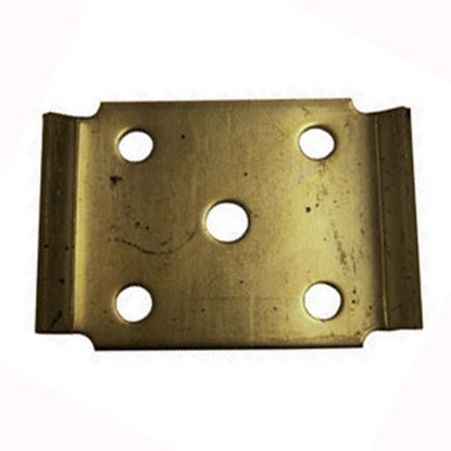 "Picture of AP Products  2-3/8"" Leaf Spring Plate 014-133766 46-6880"