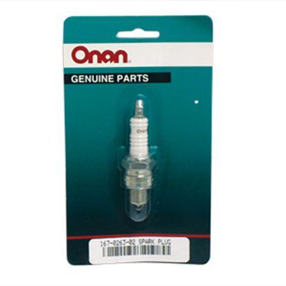 Picture of Cummins Onan  Spark Plug for Camp Power Generators 167-0263-02 48-2094