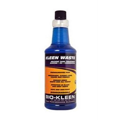 Picture of Bio-Kleen Kleen Waste 32 Oz Bottle Holding Tank Treatment w/Deodorant M01707 69-0547