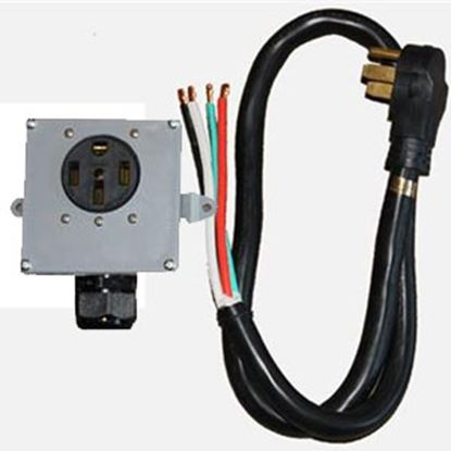 Picture of Hughes Autoformer  Voltage Regulator Installation Kit 50A KIT 69-0703