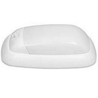 Picture of Gustafson  Clear Lens Single Euro Style Dome Light GSAM4003 69-5178