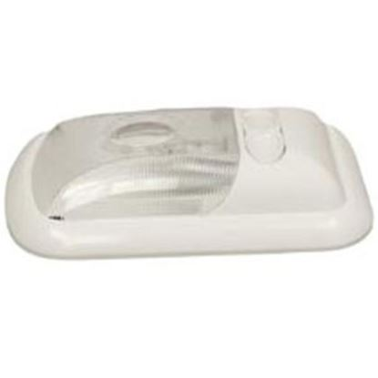 Picture of Gustafson  Clear Lens Single Dome Light GSAM4009 69-5179