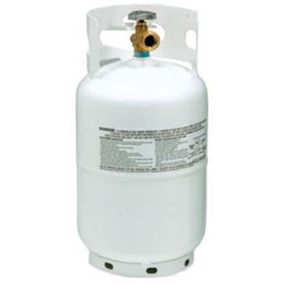 Picture of Manchester Tank  10# DOT Portable LP Tank w/OPD Valve 10228.4 69-9274